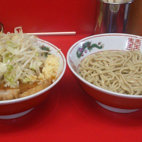 【つけ麺】つけ麺が食べられる二郎店舗一覧