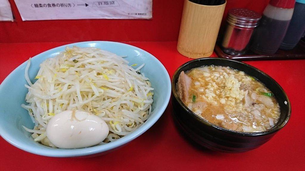 歌舞伎町 二郎 つけ麺