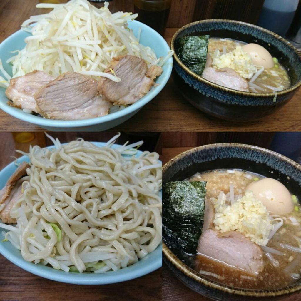 池袋 二郎 つけ麺