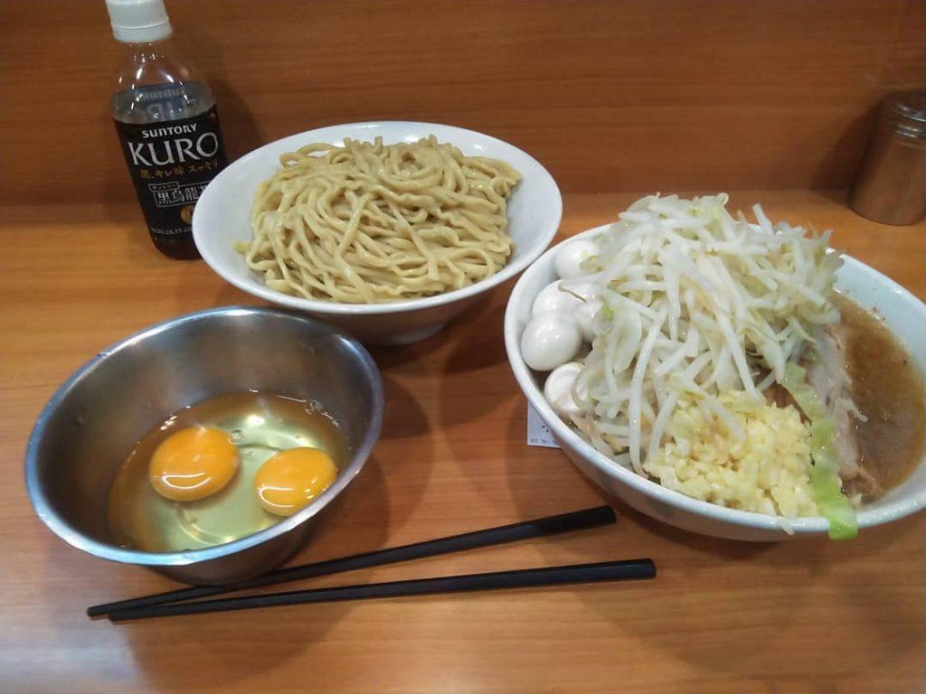 野猿 二郎 つけ麺