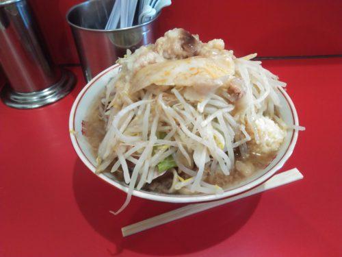 ラーメン二郎千葉店、小W1000円