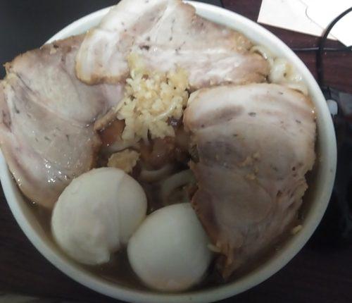 【レビュー】テイクアウト/持ち帰り<ラーメン二郎神田神保町店>