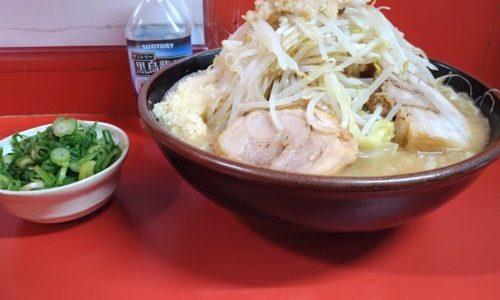 【レポート】ラーメン二郎**店2021/03/09