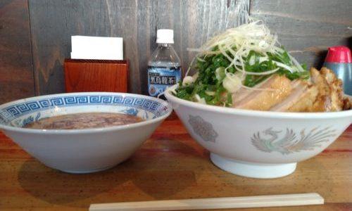 【レポート】ラーメン二郎会津若松店2021/04/07つけ麺エビ油