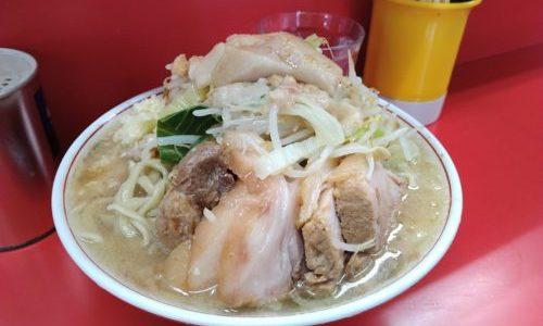 【レポート】ラーメン二郎三田本店2021/05/07-総帥麺にありつけずも…